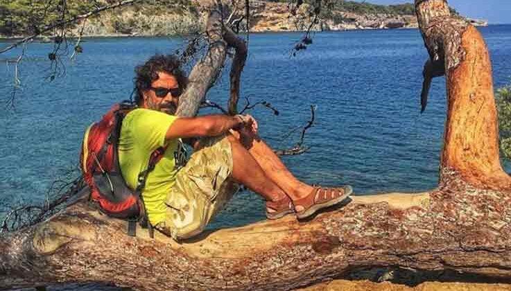 Antalya'da kayıp kampçı 18 gündür aranıyor