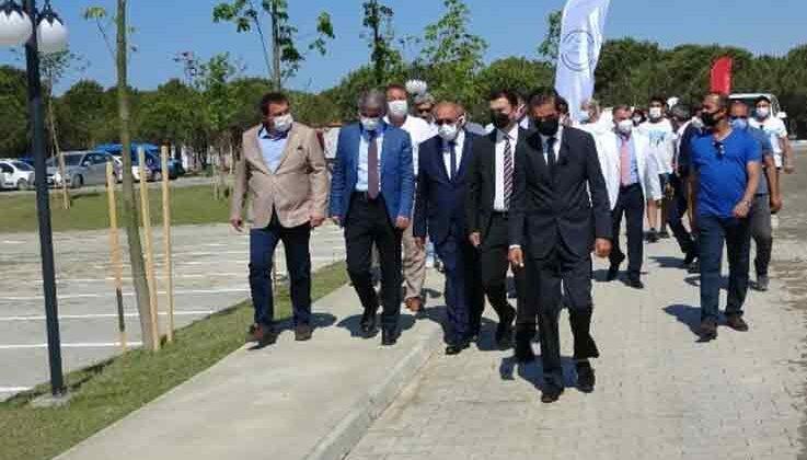 """Kültür ve Turizm Bakan Yardımcısı Alpaslan: """"Manavgat'ın denizle arasındaki engelleri kaldırdık"""""""
