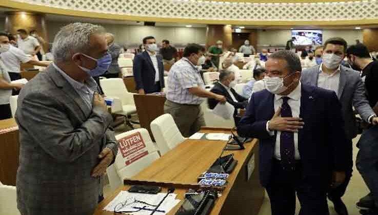 Büyükşehir Meclisi 97 madde ile toplandı