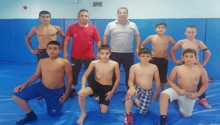 Kumluca'dan 7 sporcu milli takım elemelerine katılacak