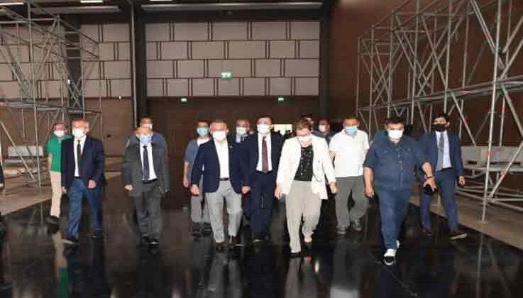 Antalya 'Diplomasi Forumu'na (ADF) hazırlanıyor
