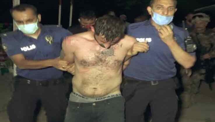 Yaşlı çifte dehşeti yaşattı, Polis Özel Harekat operasyonla yakaladı