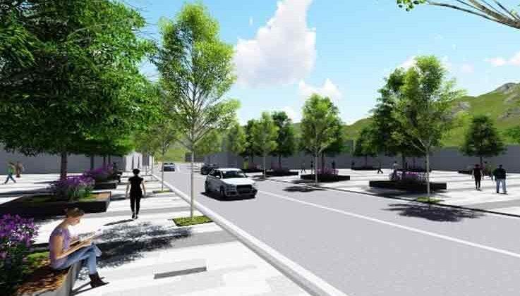 Kaş Belediyesinden kentsel tasarım ve çevre düzenlemesi yapım ihalesi