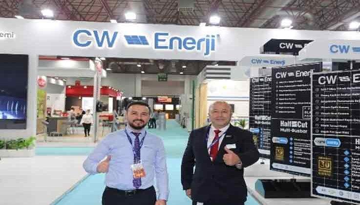 CW Enerji, Solarex İstanbul ile Konya Enerji Zirvesi ve Fuarı'nda