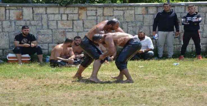 Pehlivanlar, Kırkpınar'a Korkuteli'nde hazırlanıyor