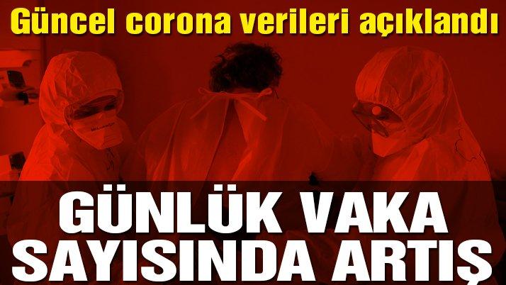 Sağlık Bakanlığı güncel corona virüsü verilerini açıkladı! İşte 2 Haziran tablosu