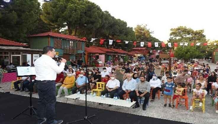 Kepez'de 'Nostaljik Sinema Günleri' başladı