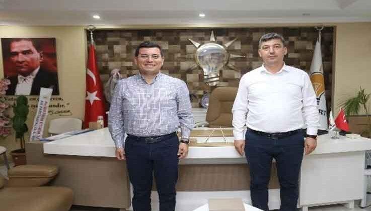 """Başkan Tütüncü: """"Antalya'ya, Türkiye'ye yaptığımız hizmetler ortada"""""""