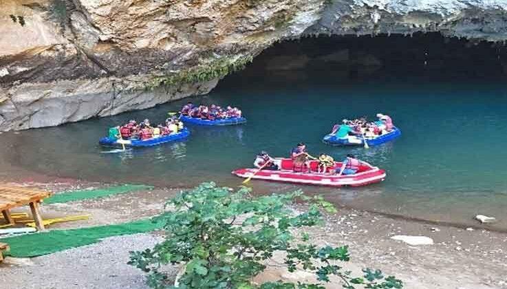 Altınbeşik Mağarasının işletmesi İbradı Belediyesine devredildi