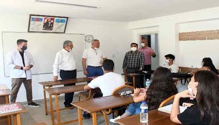 Ahmet Erkal kurs merkezinde eğitim yılı başladı