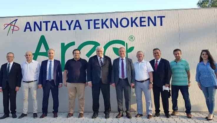 HEKTAŞ'ın 'Tohum Teknoloji Merkezi' açıldı