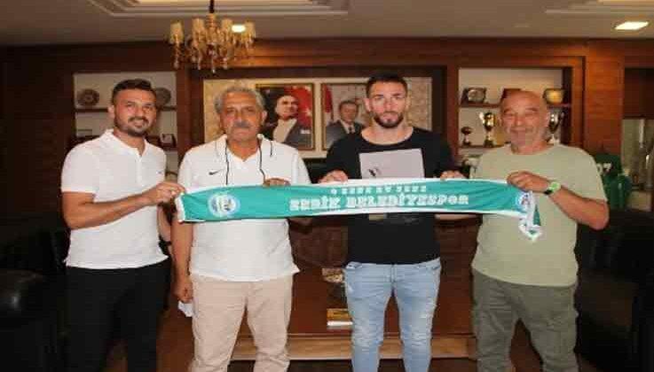 Serik Belediyespor Gökhan Payal ile 2 yıllık sözleşme imzaladı
