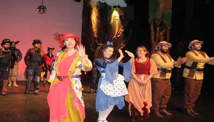 3. Alanya Uluslararası Çocuk Festivali yarın başlıyor