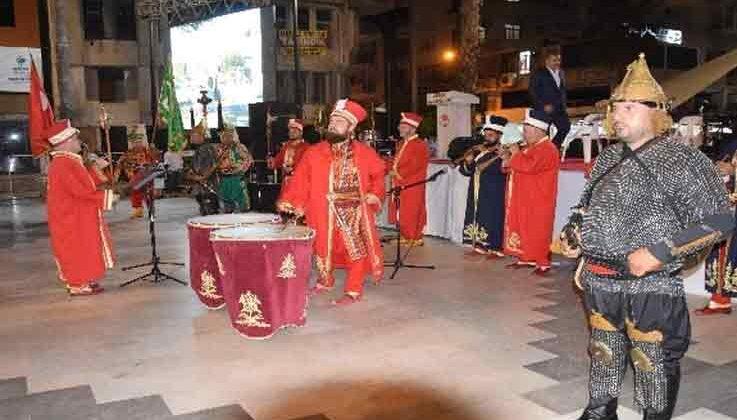 15 Temmuz Kumluca'da düzenlenen etkinliklerle kutlandı