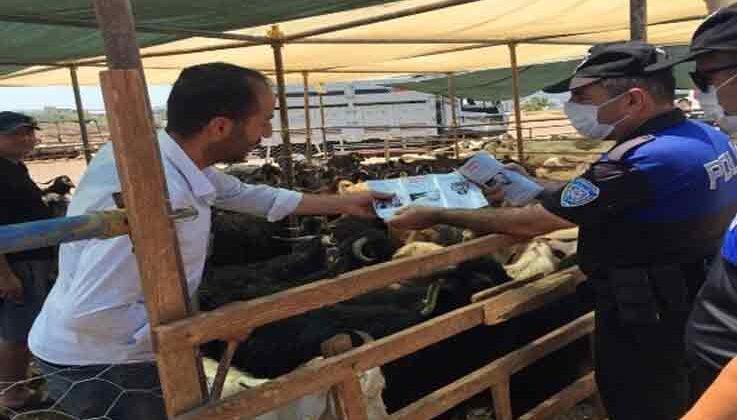 Hayvan satışında sahte para uyarısı