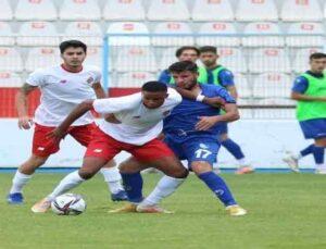 Antalyaspor'un Erzurum kampı verimli geçti