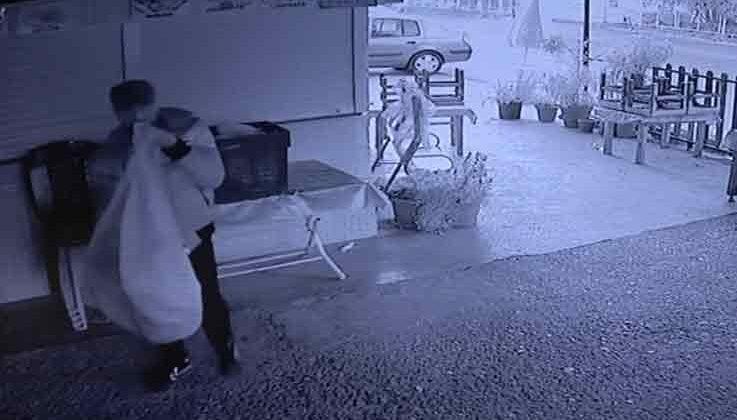 İlk hırsızlıkta 'ihtiyaç sahibidir' diye seslenmedi ikincisinde polise koştu