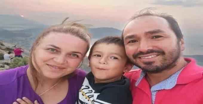 Antalya'da yürekleri yakan ölüm