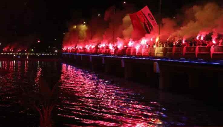 Antalyaspor'un 55. kuruluş yıldönümü coşkuyla kutlandı