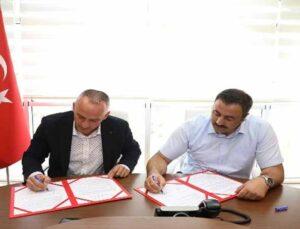 ALKÜ ile Gençlik ve Spor İl Müdürlüğü arasında iş birliği protokolü